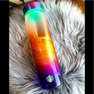 Starbucks oilslick Tumbler